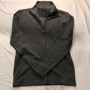 Pullover zip